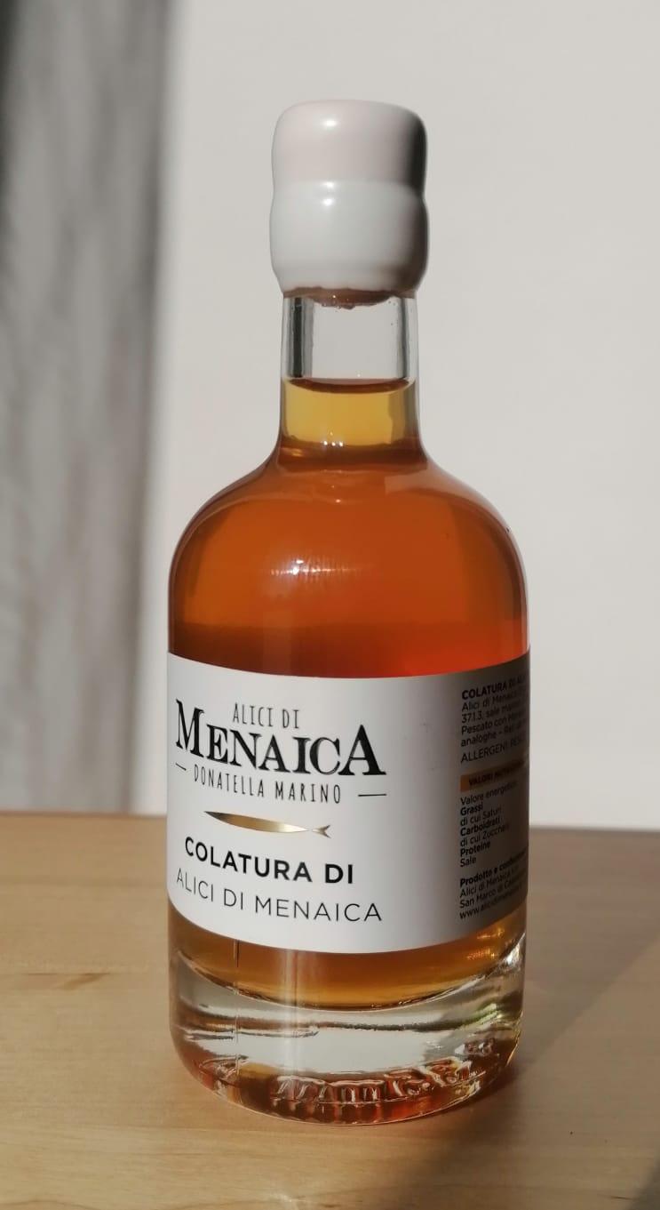 Colatura di Alici di Menaica 100 ml
