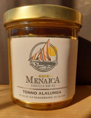 Tonno Alalunga in olio extravergine di oliva 800 gr.