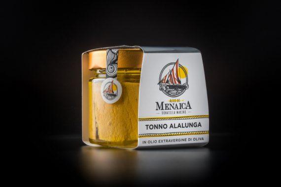Tonno Alalunga in olio extravergine di oliva 250 gr.