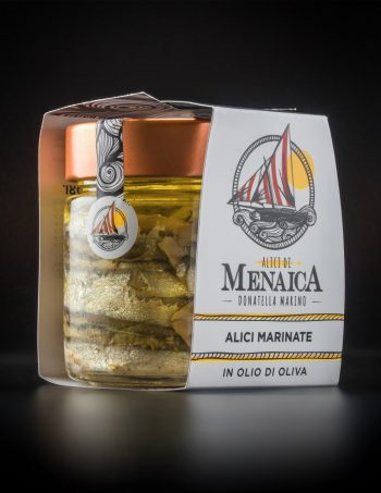 Alici Marinate 200 gr.