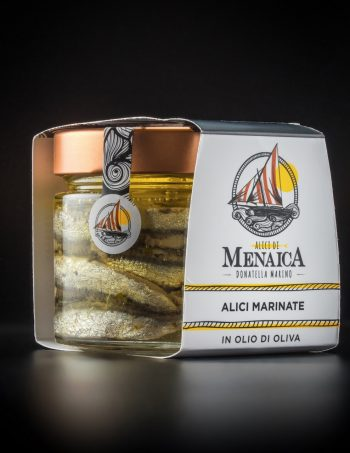 Alici Marinate 250 gr.