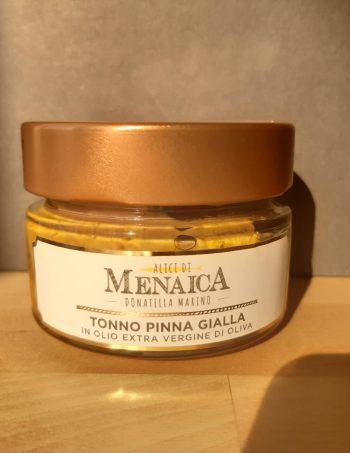 Tonno Pinna Gialla 120 gr.